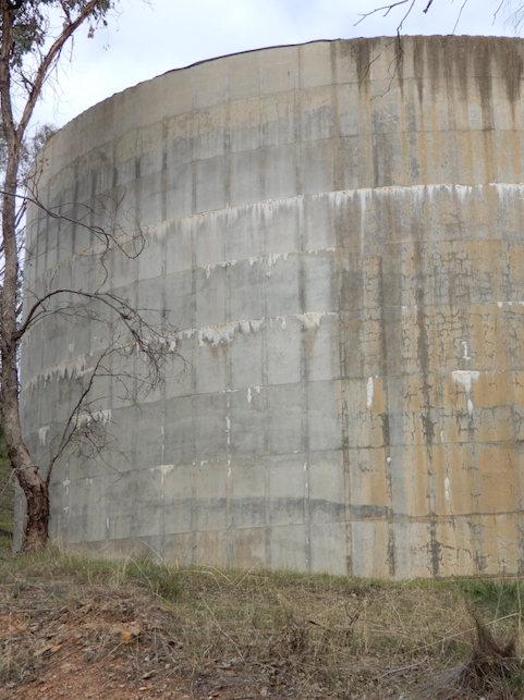 Jindera Gap 1.5ML Concrete Reservoir